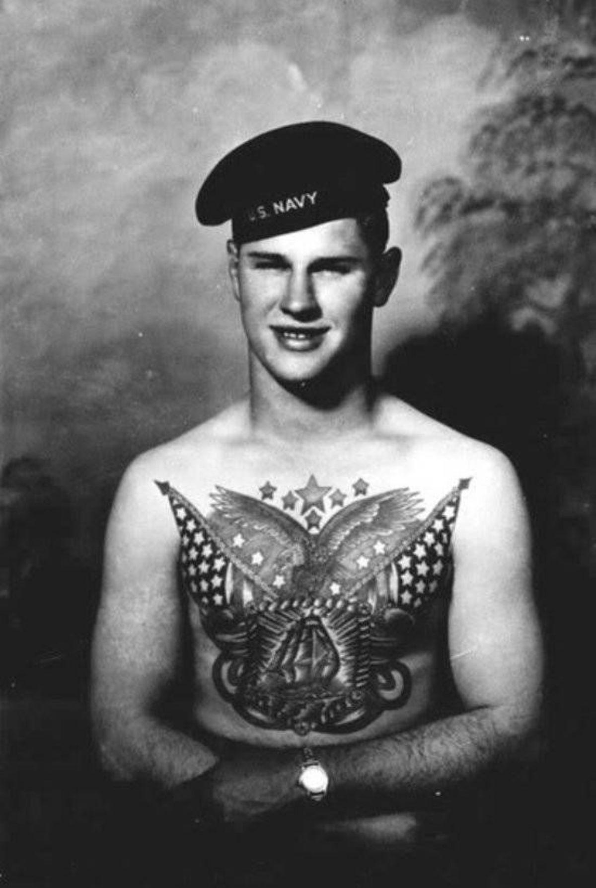 Marynarze I Tatuaże